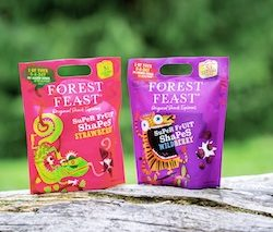 Forest Feast brings new kids range to market in partnership with rugby legend, Rory Best