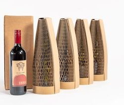 Macfarlane launches 100% plastic-free, biodegradable packaging protection for wine bottles