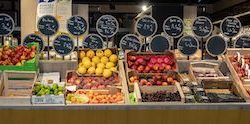French organic retailer increases customer loyalty with sustainable store design concept