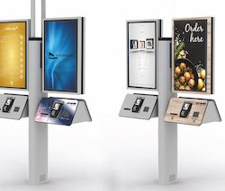 Pyramid announces world's first 4-in-1 self-service kiosk