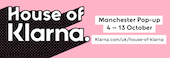 Klarna to launch major pop-up in Manchester
