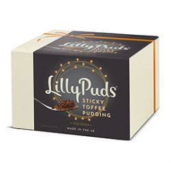 LillyPuds launches alternative festive puds