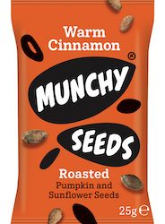 Health and flavour focus for Munchy Seeds rebrand