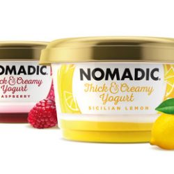 Fast growing Nomadic strikes new look and brings additional layered flavour