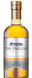 The English Whisky Co. launches exclusive triple-distilled single malt