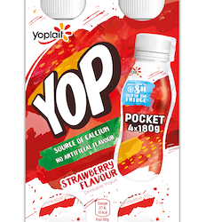 General Mills unveils new look and innovative flavours for YOP