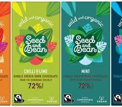 Ethical chocolate pioneer gets bold, colourful brand refresh