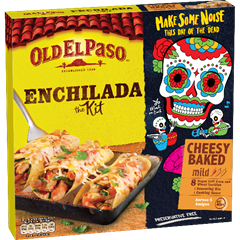 Old El Paso brings the fiesta with Day of the Dead campaign