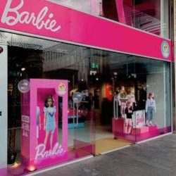 Barbie Store Fashion Pop up lands in Liverpool ONE