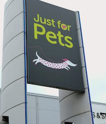 Just for Pets celebrates award-winning recovery