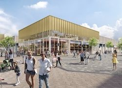 Sports Direct and Coffee Boy to open at The Glass Works, Barnsley