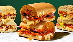 Subway launches new Pizza Subs