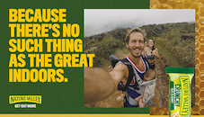 Nature Valley invites the nation to 'get out more'
