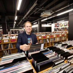 HMV revives brand with Birmingham launch of largest entertainment store in Europe