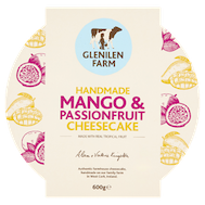 Glenilen Farm to launch range of chilled cheesecakes in Sainsbury's stores