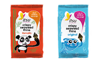 itsu launches crispy seaweed thins for children into UK supermarkets