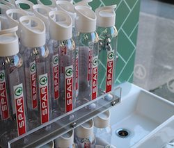 Spar York introduces 'free' in-store water tap to reduce plastic waste