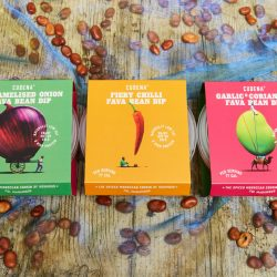 Arabic challenger to houmous launched in UK