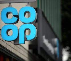 Co-op opens refreshed store in Leyland's Moss Side