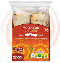 Zinda Airwraps roll out to 60 more Tesco stores