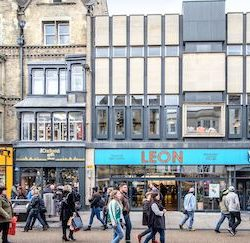 High-street chains and retailers including LEON, Neal's Yard Remedies, Waitrose and Morrisons join innovative pilot to tackle single-use plastic