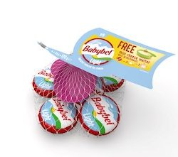 Mini Babybel launches limited-edition Mini Melters