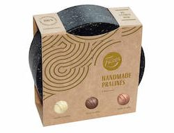 Fazer brings pralines in a compostable box to Christmas sales