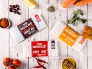 Prime Bar takes savoury snacks with real British beef protein into the mainstream