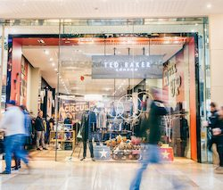 Ted Baker and Skechers open at St David's, Cardiff