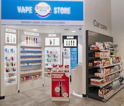 Award-winning Vape Dinner Lady opens concession stores in convenience retailing