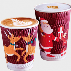 Costa Coffee offering all lactofree and plant-based alternatives for free this Christmas