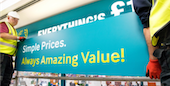 Poundland rolls out new ranges in nationwide move to simple pricing