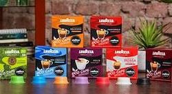 Lavazza launches first 100% industrially compostable capsules