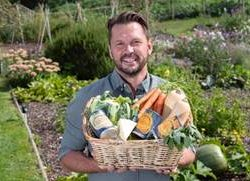 Jimmy Doherty and Crosse & Blackwell launch soup range that champions British farmers