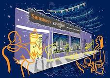 Sainsbury's Giving Store: retailer launches festive pop-up shop where customers #shopforothers… then leave empty handed