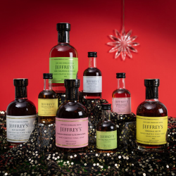 Jeffrey's Tonic Syrups ramps up marketing ahead of festive season