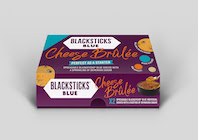 World's first Cheese Brûlée from Blacksticks Blue