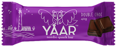 YAAR: UK's first range of chilled quark bars expands into Morrisons with new Double Choc SKU