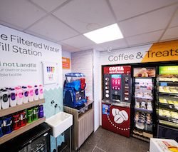 AF Blakemore becomes first convenience retailer to join  Refill campaign to help reduce plastic waste