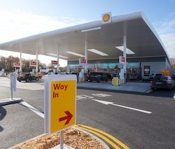 MFG opens 'new to industry' station in Poole