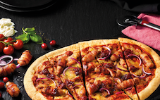 Lidl launches Pigs in Blanket Festive Sourdough Pizza