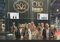 New CBD wins four awards for Vape Dinner Lady in Las Vegas