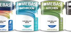 Homebase launches new paint range with 60 fresh new colours