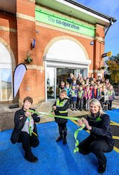 Central England Co-operative invests £190,000 in revamping Food Store in Dersingham 