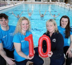 Forest Feast to sponsor 'Aquasprint Junior Swimming League' for 10th consecutive year
