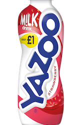 Yazoo wins new year listings in Sainsbury's and the Co-op