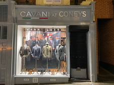 Lincolnshire menswear retailer, Coneys, expands with HSBC UK
