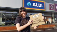 Aldi to remove plastic applicators from own-brand tampons