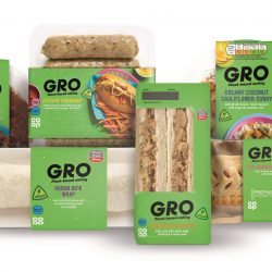 Co-op ramps up same-day delivery for online orders and debuts meat-free GRO brand