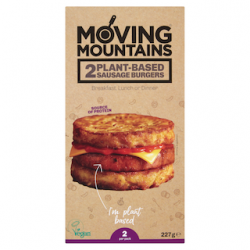 Moving Mountains partners with Sainsbury's on plant-based range